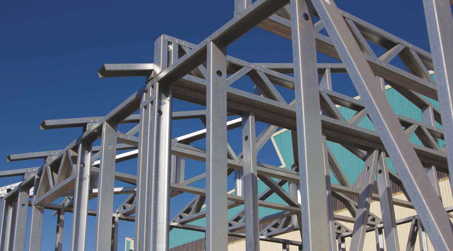 Clotan Steel For Lightweight Steel For Trusses Walls