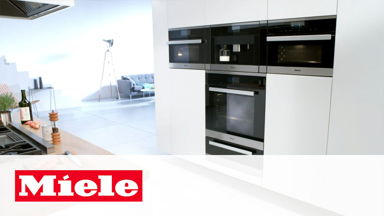 Miele M-Touch: Design For Every Generation