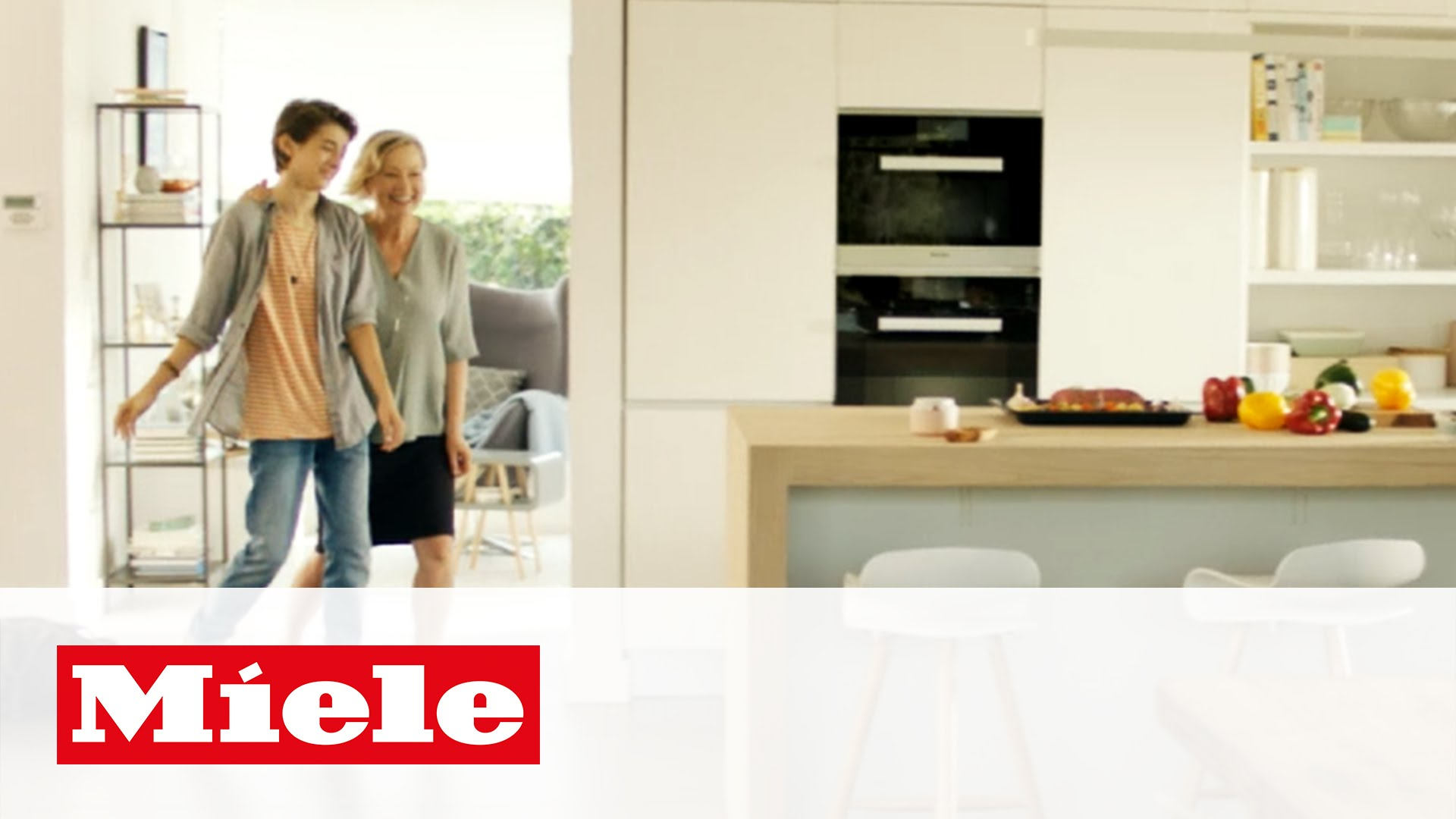 Miele M-Touch: Every Generation Has Its Own Touch