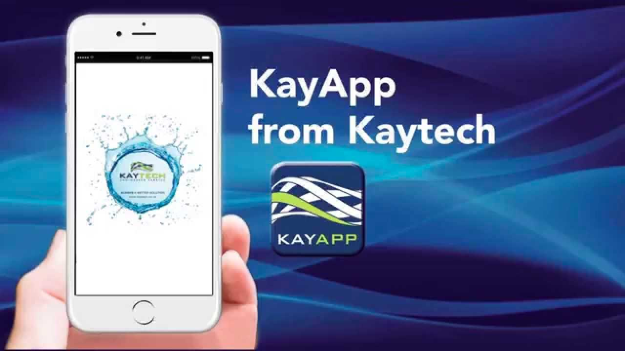 KayApp – Instant access to everything Kaytech