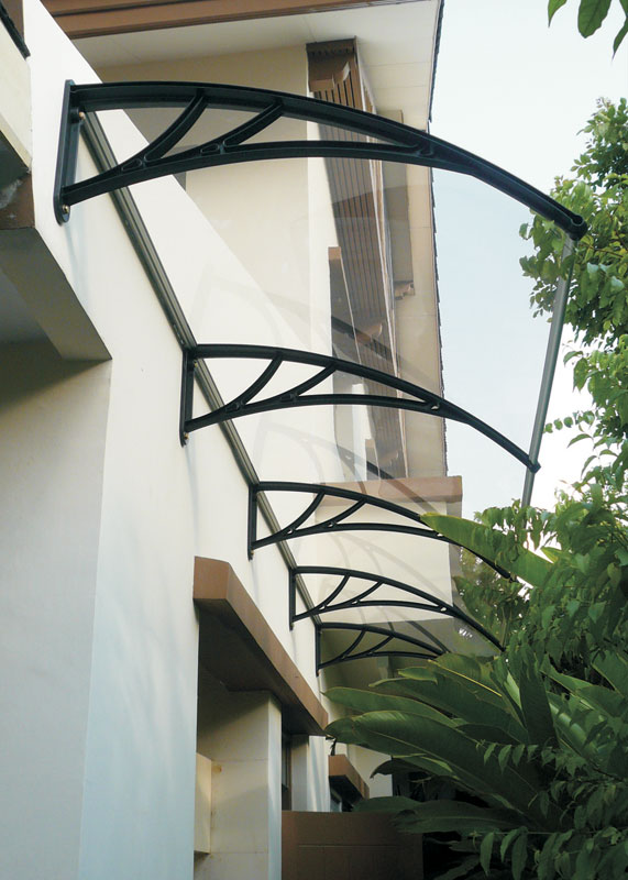 Acrylic And Polycarbonate Awnings