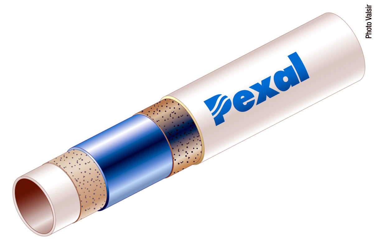 Pexal - Hot & Cold Water Supply Systems