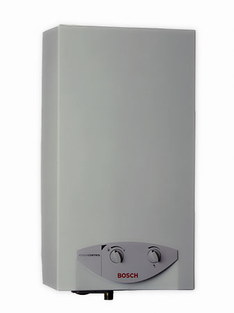 Bosch thermotechnology south africa product page for Domestic hot water heaters