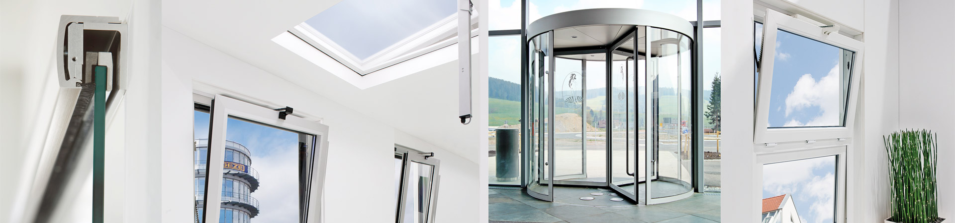 & Geze SA Product Page | Door Window u0026 Safety Technology | Specifile