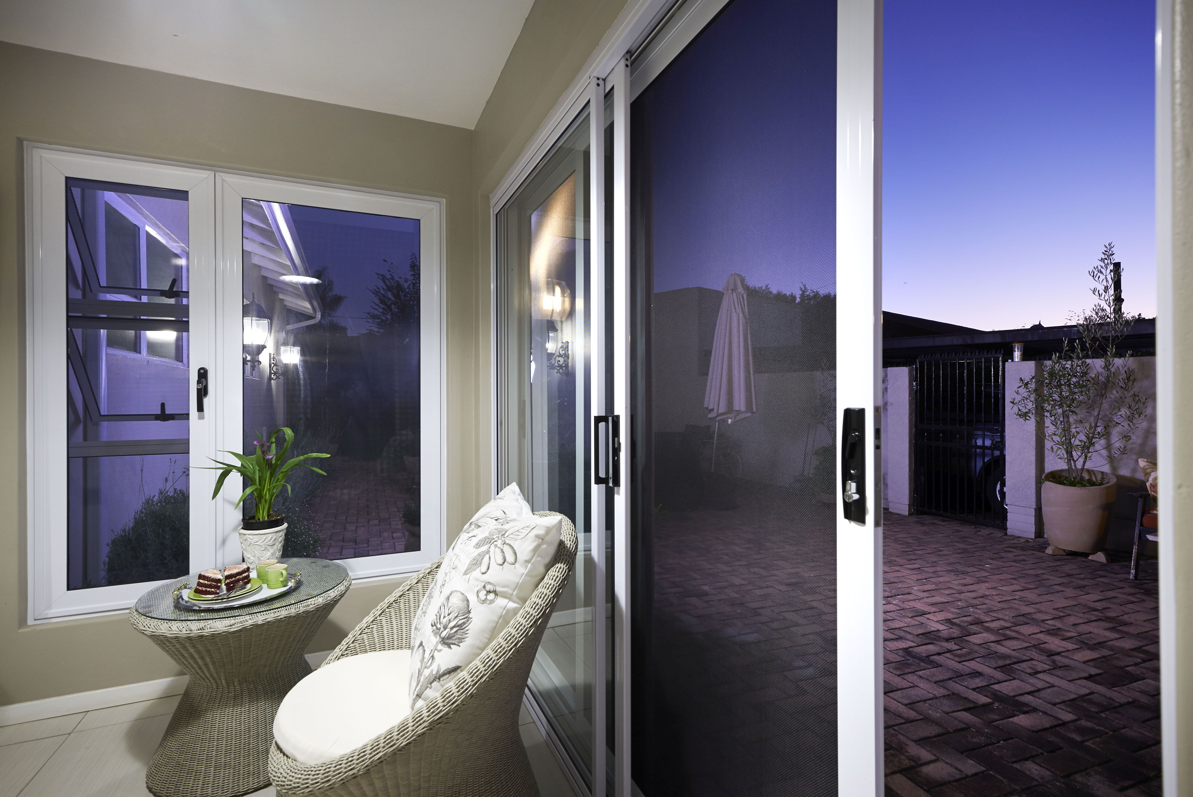 Trellidor Clear Guard – Sliding Door and French Window