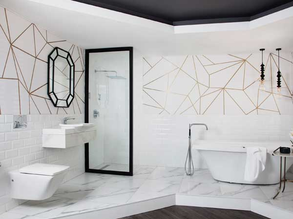 KOHLER® Gallery breaks the mould