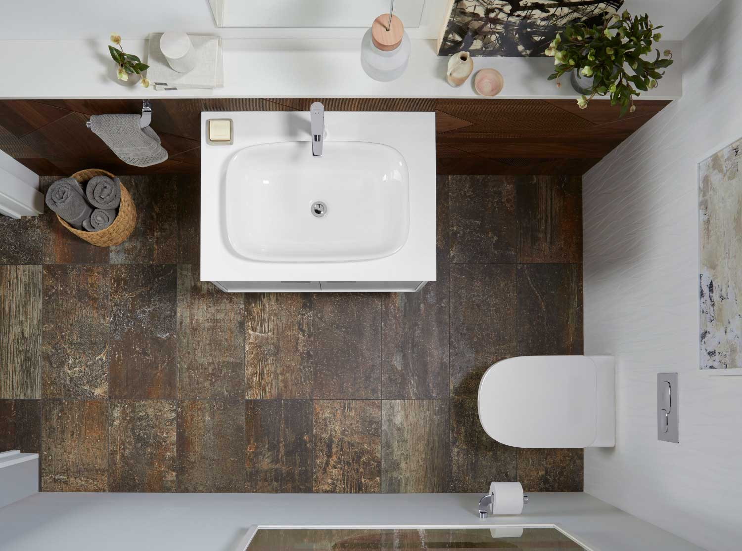 ModernLife™ Collection bathroom range by KOHLER