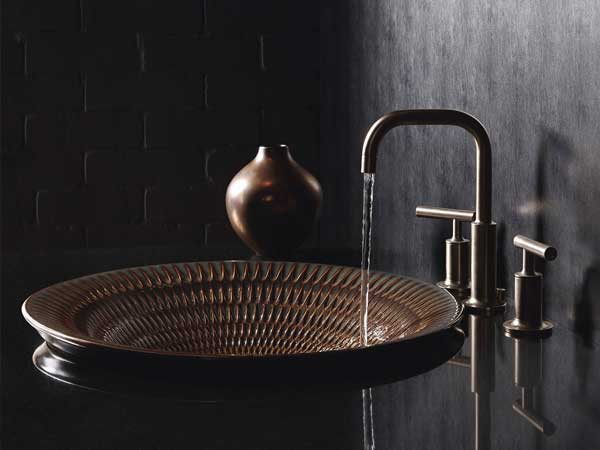 KOHLER® Derring™ Basins - Artist Editions®