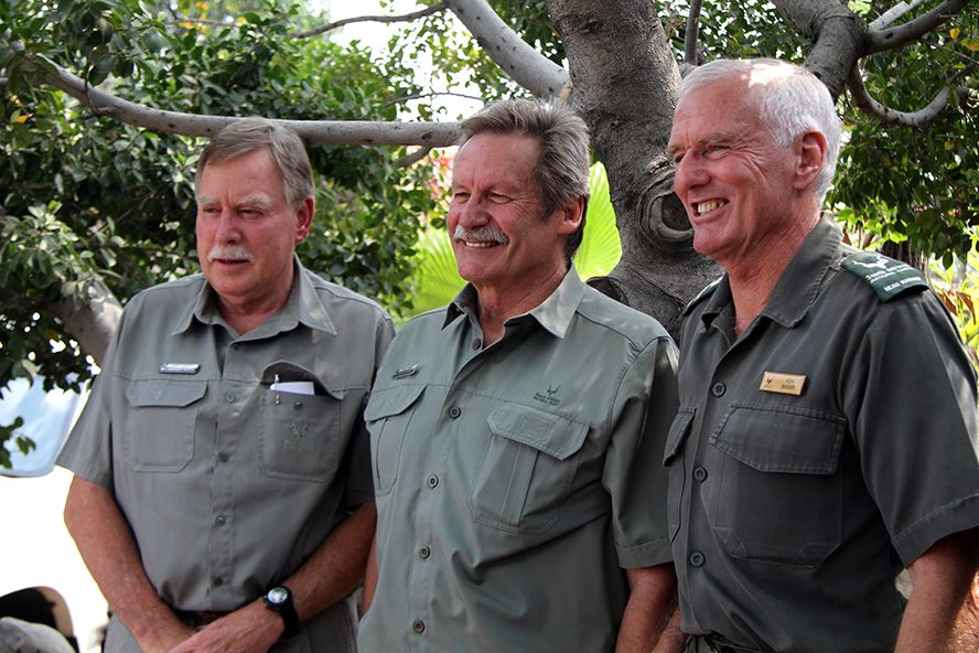 Anti-poaching equipment to the value of R2,7 million donated to Sanparks