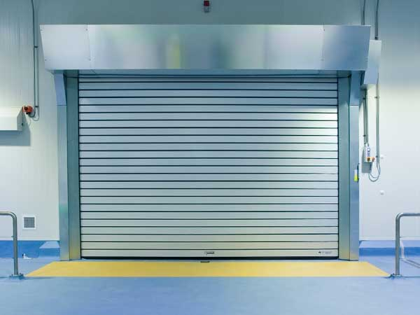 Maxiflex high performance protection door improves laser production at automotive laser facility