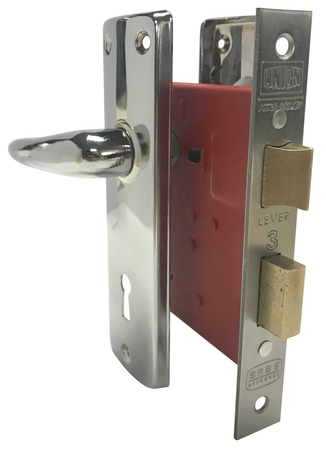 UNION locksets now rebranded