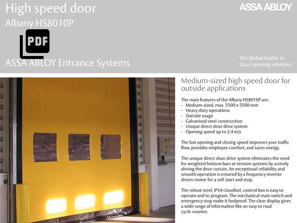 logo  sc 1 st  Specifile & High Speed Doors Archives | Specifile