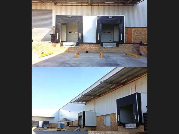 BRM Brands Johannesburg - Door & Docking Installation