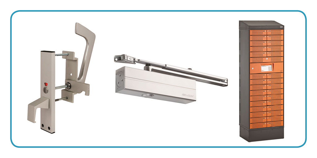 Specialist healthcare products from ASSA ABLOY