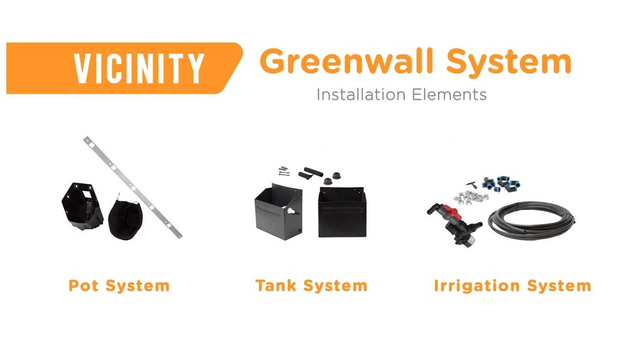 Greenhive | GrowUp Greenwalls by Vicinity - How it works