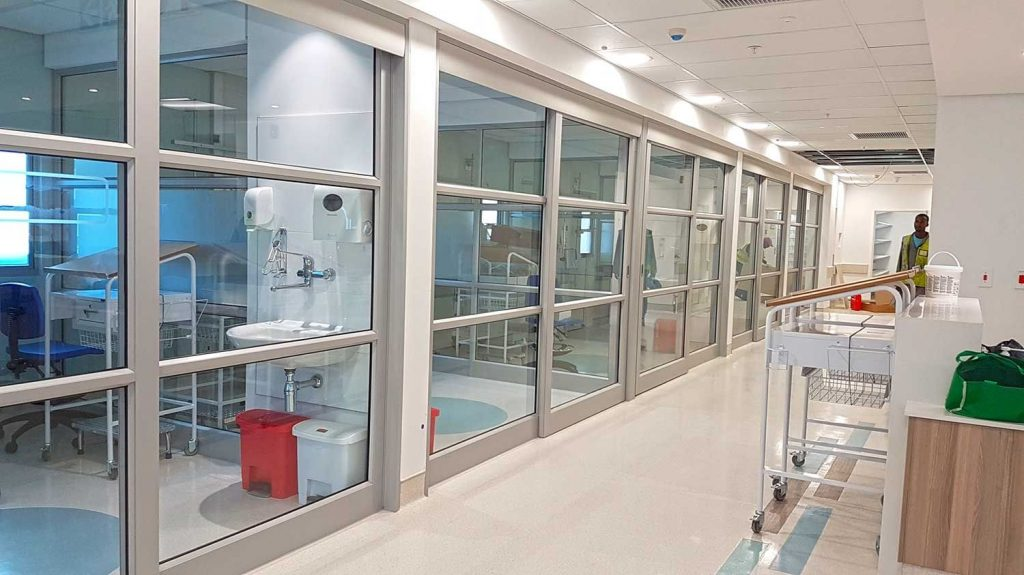 Screedmaster ensured floors were smooth and level