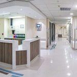 TAL supplied flooring underlayment materials for the Christian Barnard Memorial Hospital