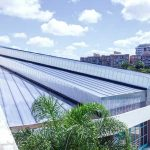 Clear-Clad Multi-Wall polycarbonate for roofing, skylights and cladding