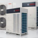 4) Bosch Climate 5000 VRF air conditioning system offers high class energy efficiency