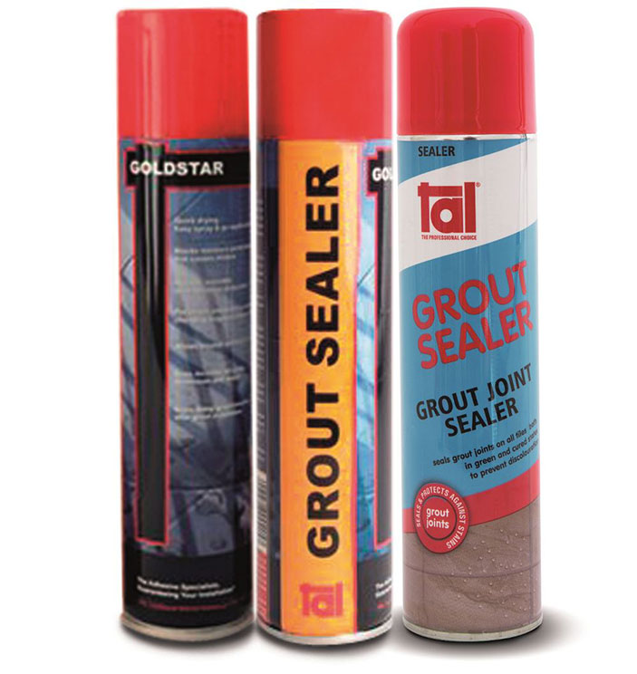 URGENT PRODUCT RECALL: TAL GROUT SEALER