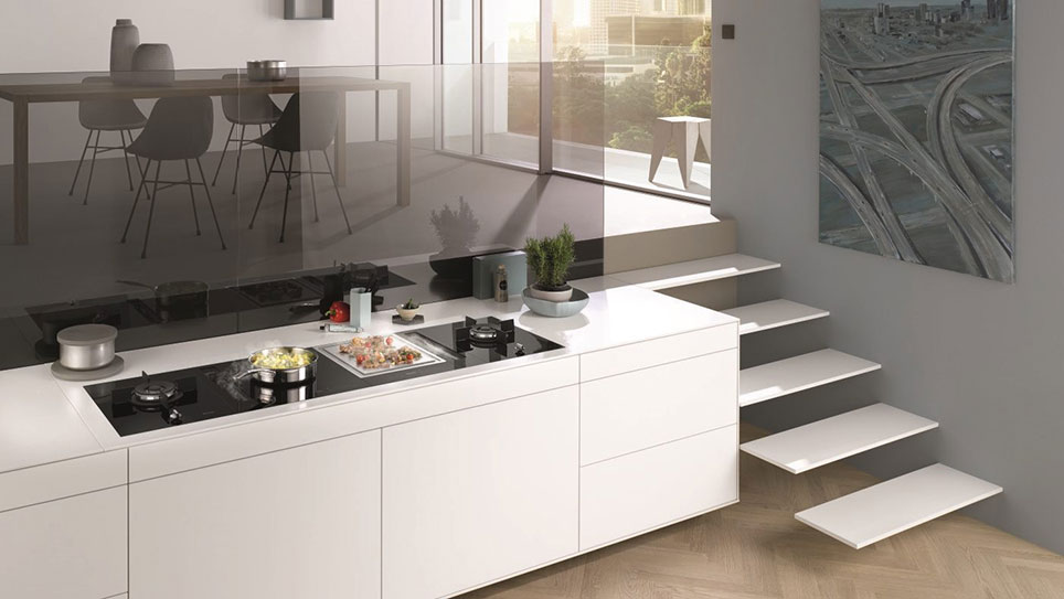 Miele SmartLine units ideal for open-plan kitchens