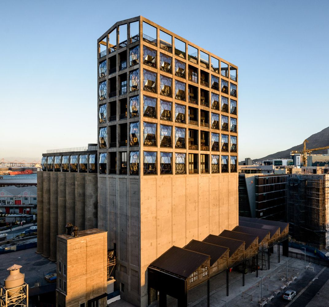 Silo District buildings competing for Gypsum Trophy