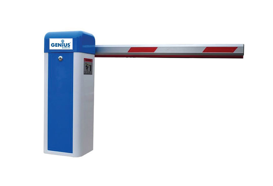 New range of Genius™ Rapid access barriers by Boomgate Systems