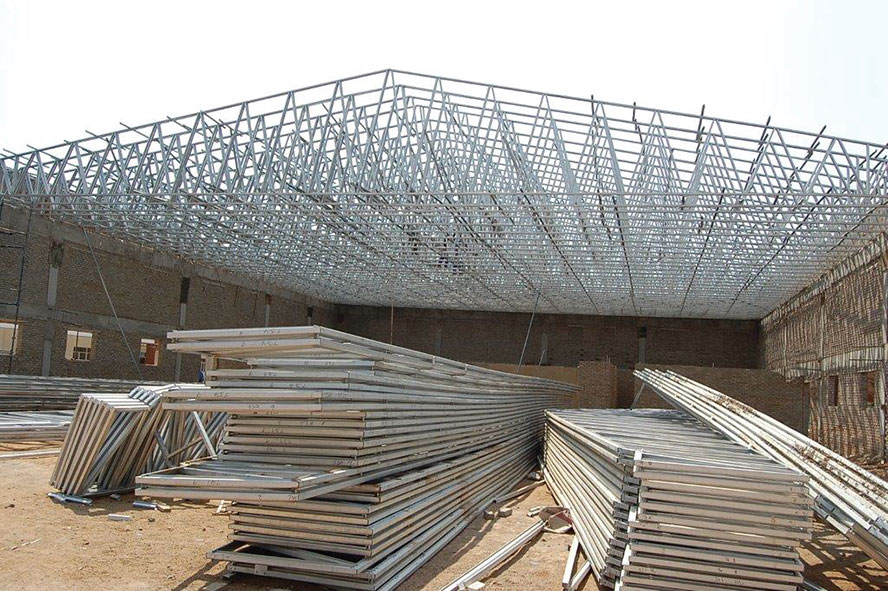 Why light steel frame building?