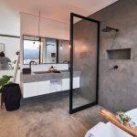 CemCote Skimmed skim-on coating applied in bathroom
