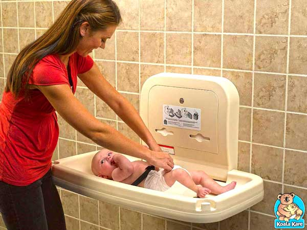 Baby Changing Stations & Child Protection Seat