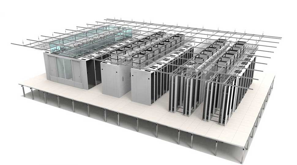 A stronger structural ceiling system