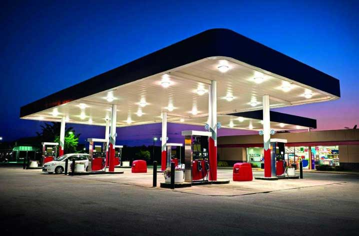 KESSEL's solutions for petrol stations