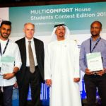 Students from University of KwaZulu-Natal win Saint-Gobain MultiComfort House international competition