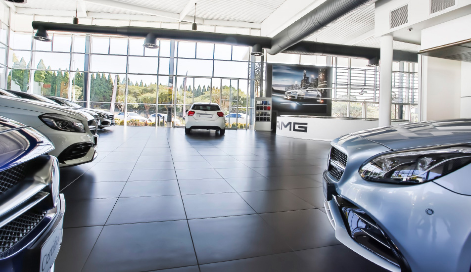 TAL plays key role in new look Mercedes-Benz Lifestyle Centre Menlyn