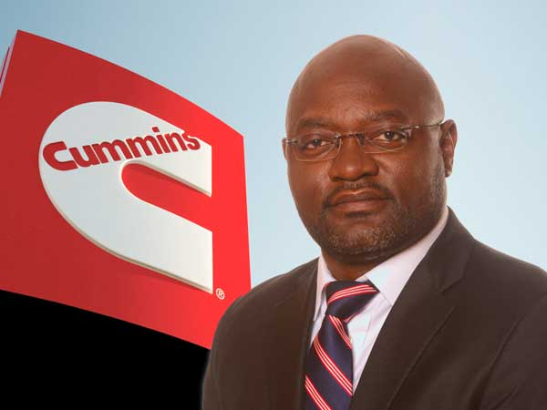 Cummins announces appointment of new Executive Managing Director for Africa and Middle East