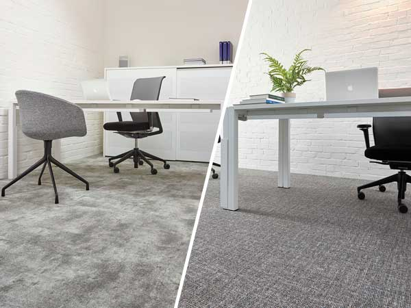 Van Dyck Floors releases new Craft and Graphite carpet tiles for heavy commercial market