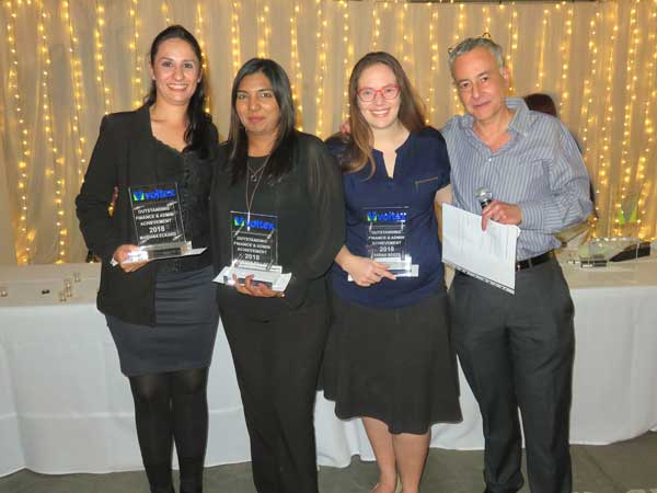 Voltex's Management Awards of Excellence