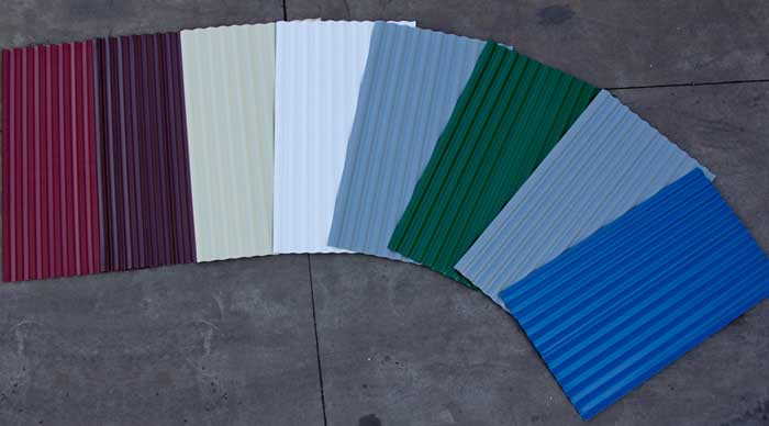Corrugated Roof sheeting