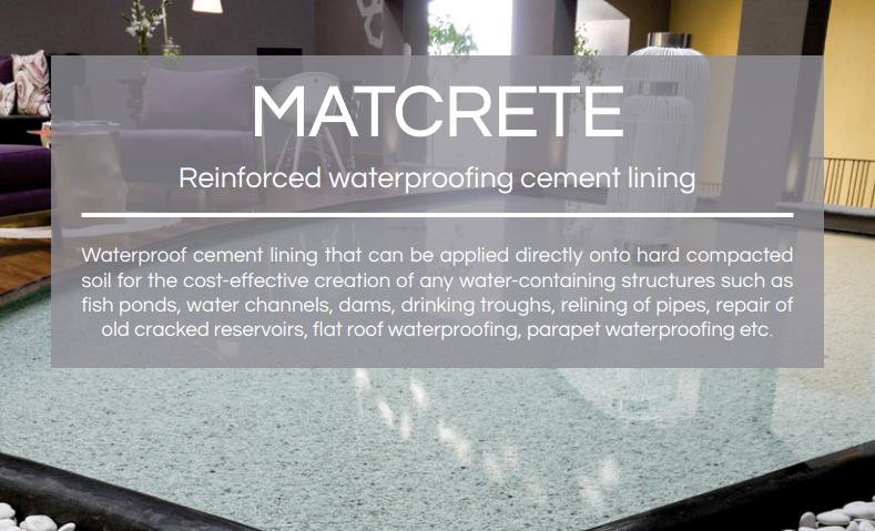 cement waterproofing | Specifile