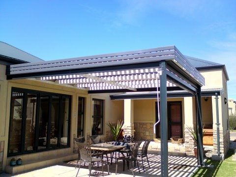 Adjustable Louvre Awnings | Specifile