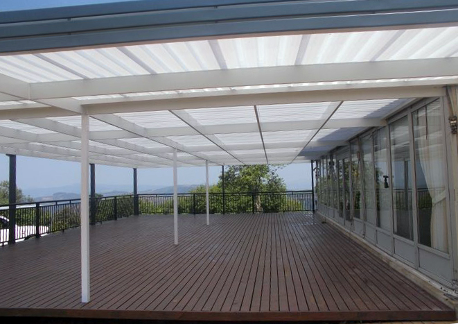 Fixed Patio Awnings | Specifile