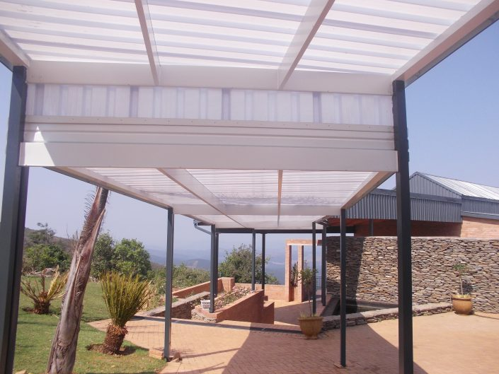 Fixed Patio Awnings
