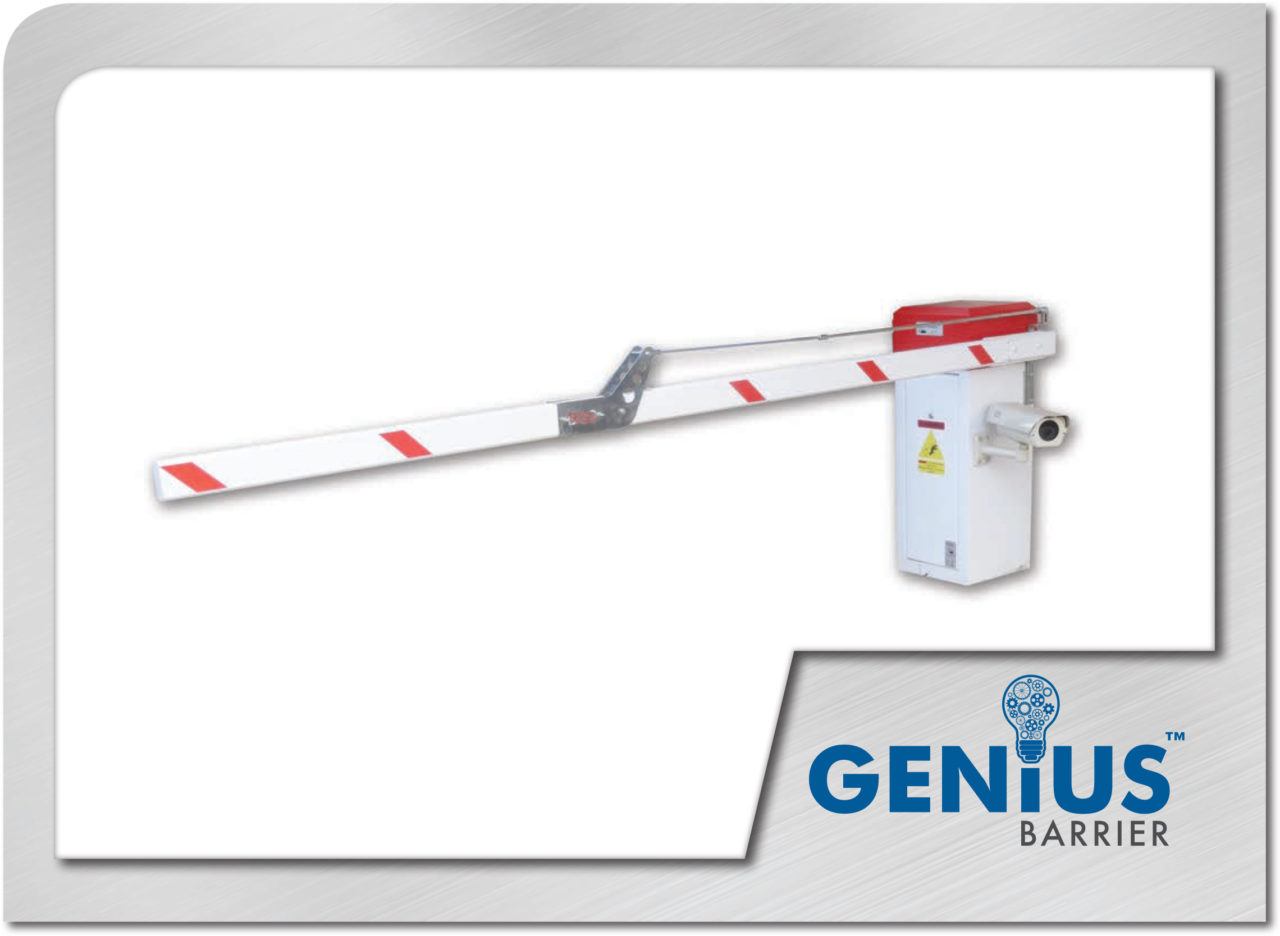 Genius™ Automated Barriers (220V)