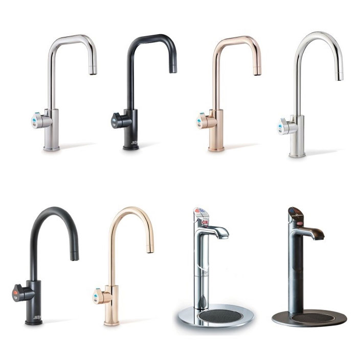 The Zip HydroTap has had a colour make over!