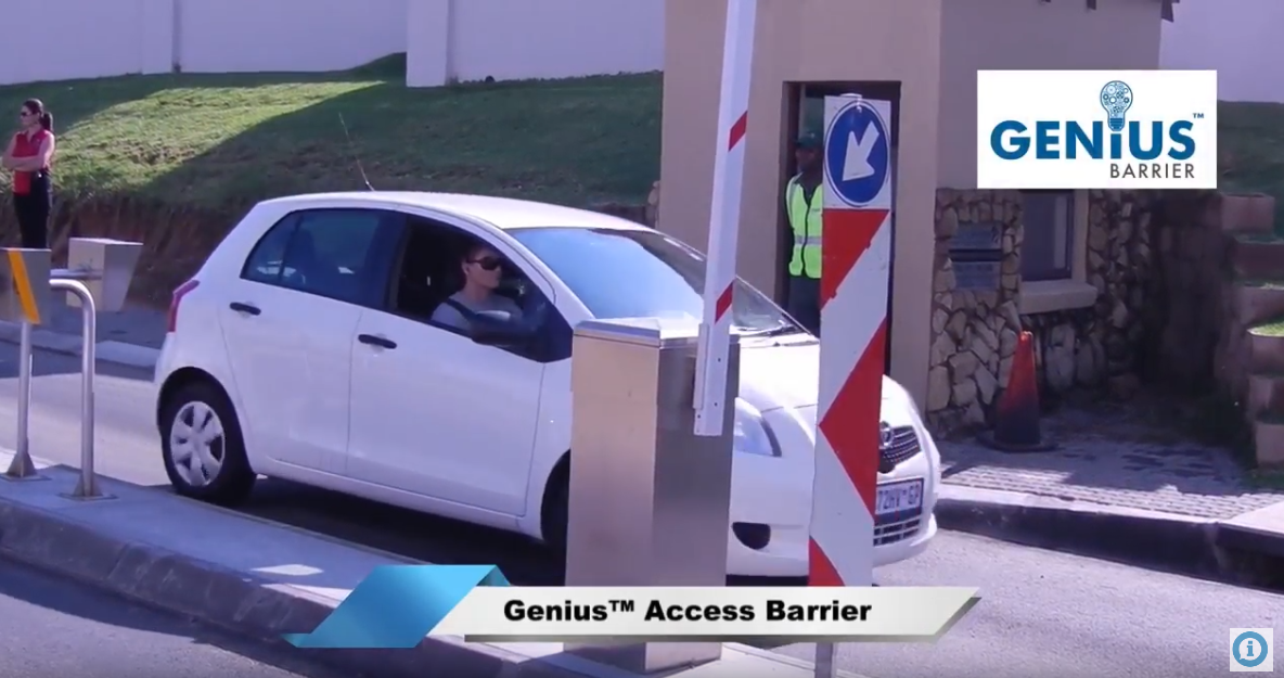 Genius Vehicle Access Control | Genius™ Access Barrier