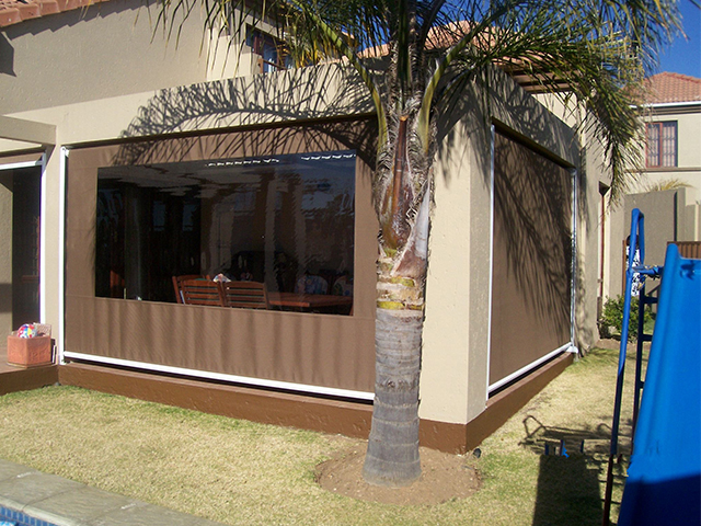 Drop Blinds | Specifile Awning Warehouse / Reboss Awnings