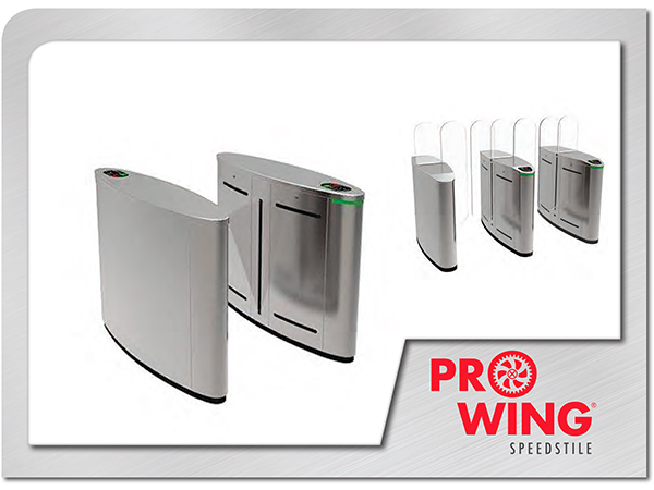 Boomgate systems Pro Wing SpeedStile