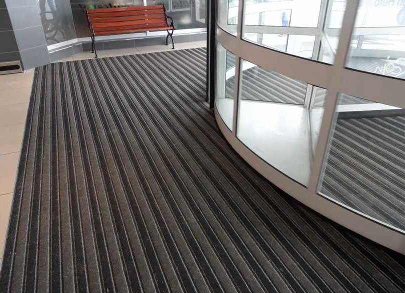 The importance of entrance matting for shopping centres