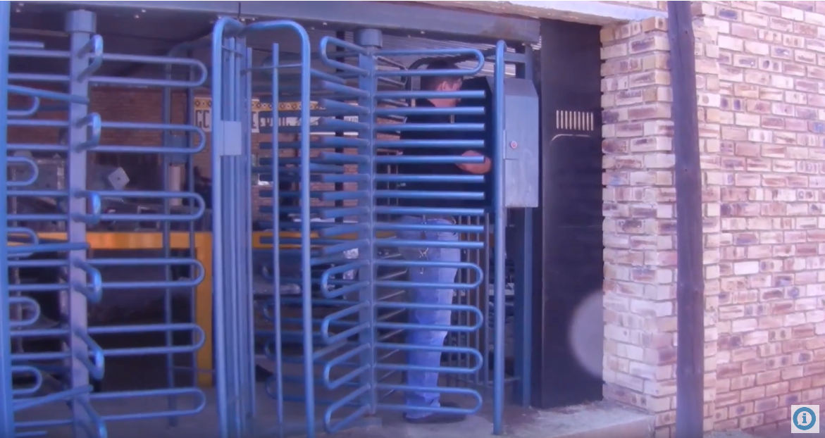 Turnstiles | Boomgate Systems
