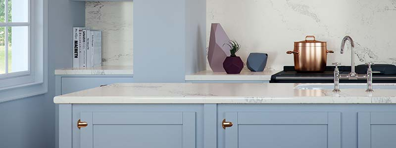 The Caesarstone difference in counter tops